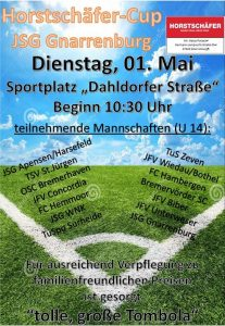 Horstschäfer Cup @ Sportplatz