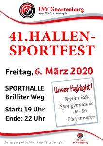 Hallensportfest 2020